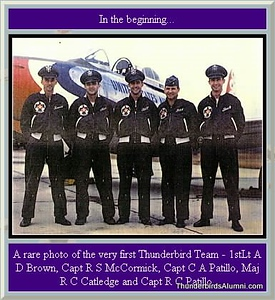 1953 First Team
