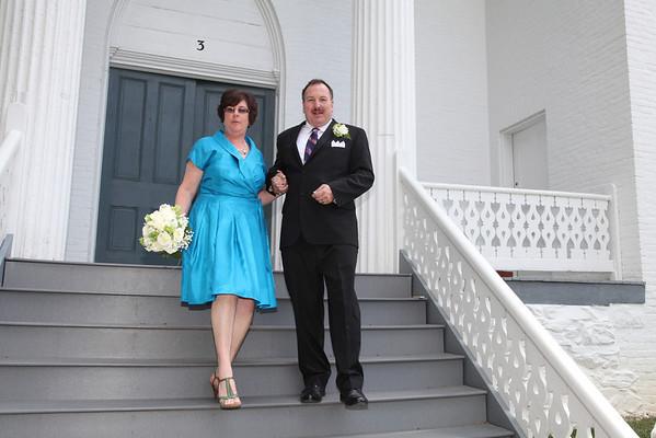 Kathy & Paul's Wedding