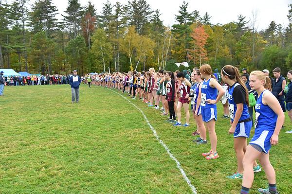 Girls 5 Woods Trail Run 10/4/14