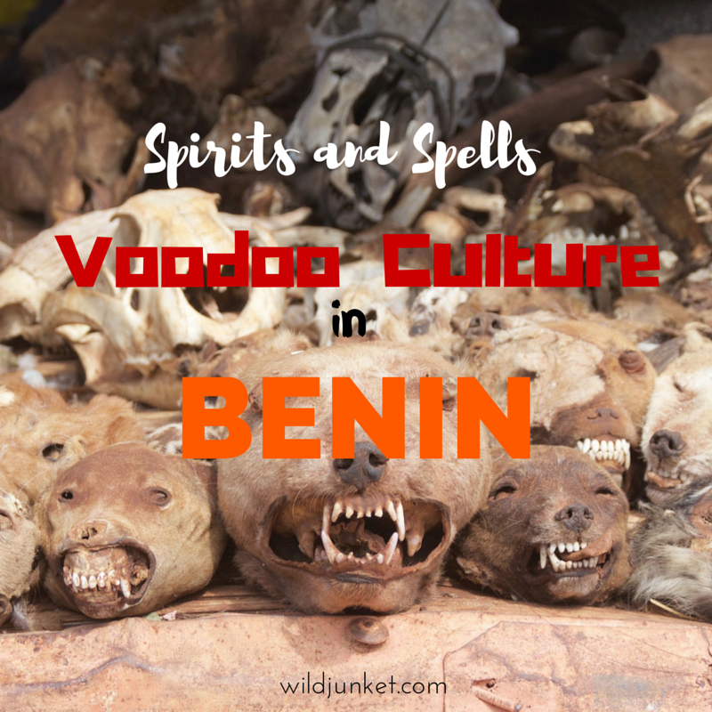 Voodoo culture in Benin