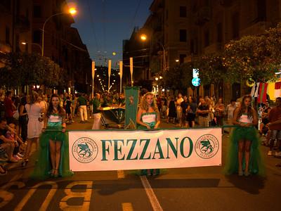 Foto sfilata borgate Palio del Golfo 2012 - Fezzano La Spezia