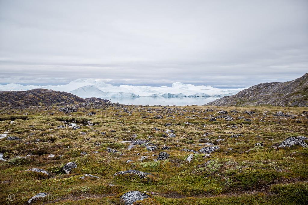 Ilulissat Greenland - Sermermiut - Lina Stock