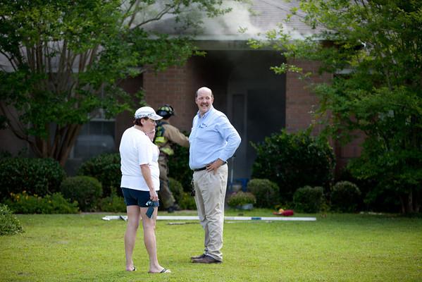 Wisper Bay House Fire 5-8-2012