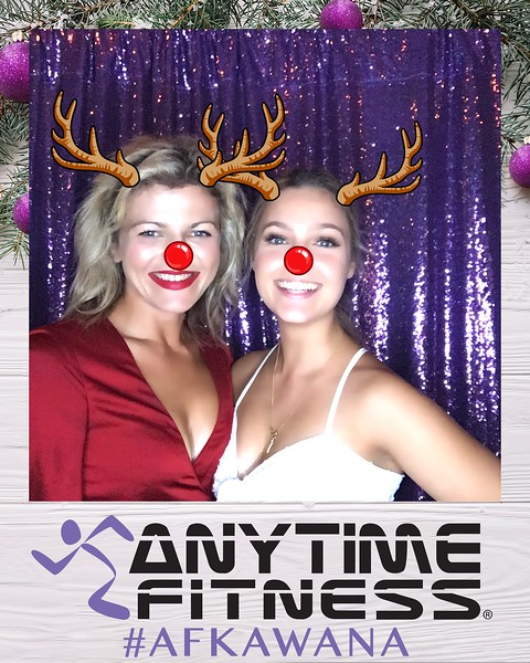Anytime Fitness Christmas Party