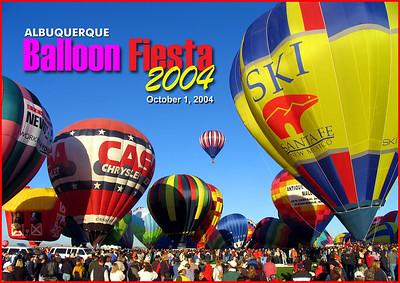 2004 - Albuquerque Balloon Fiesta