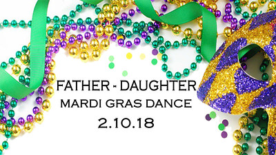 2018-02-10 St Anthony Father Daughter Dance