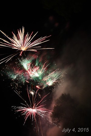 Barrie July 4 Fireworks