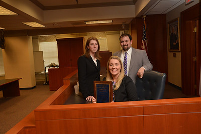 2013 Gibbons Moot Court Team