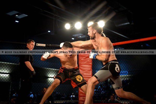 Outlaw MMA - August 28, 2015