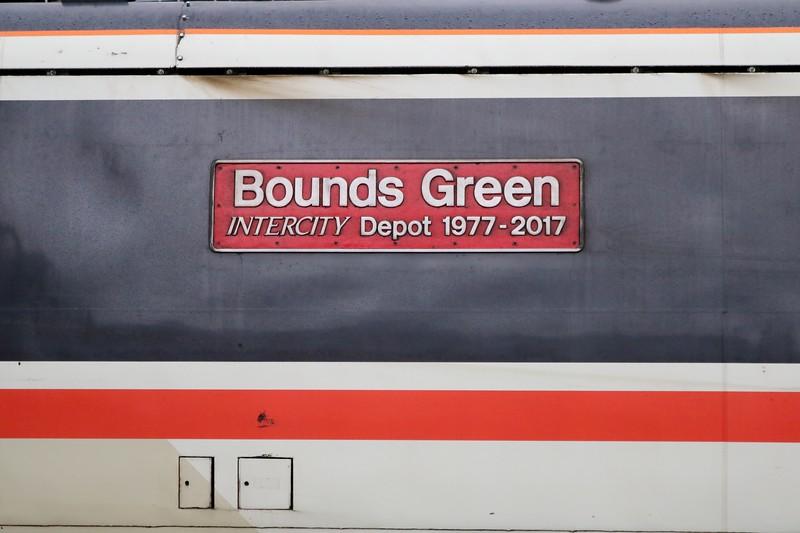 91119 'Bounds Green Intercity Depot 1977-2017'