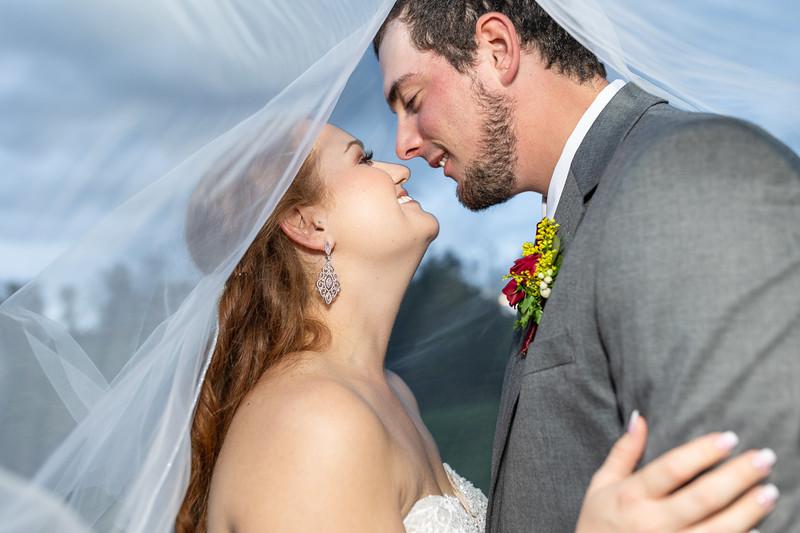Katie & Bryce | Wedding at East View Farms and Venue in Waynesboro, VA