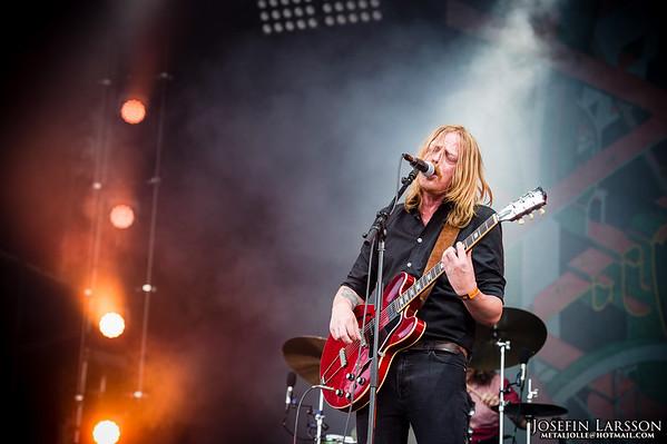 Graveyard - Sweden Rock Festival 2016