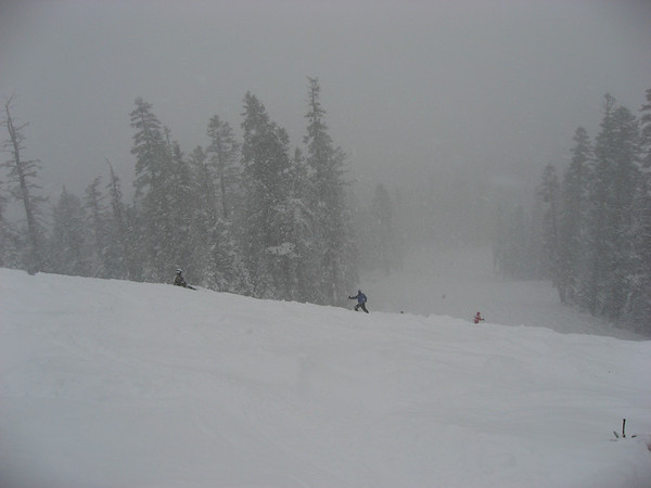 Kirkwood Powder Day (2008-12-20)