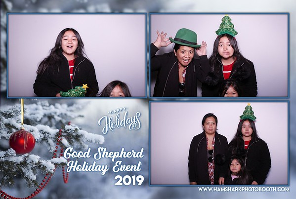 Good Shepherd Holiday Event 2019