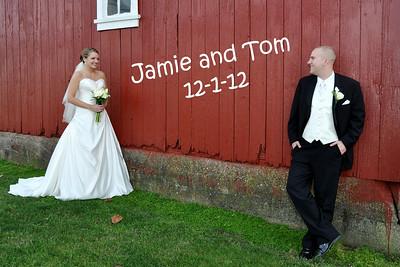 Jamie and Tom