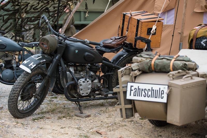 BMW from WW II