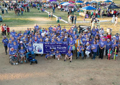 20180511 Relay for Life Survivor photos