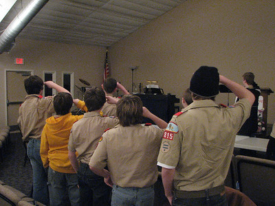 2010_02_15 Troop Meeting