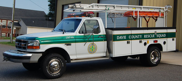 Davie County Rescue Squad