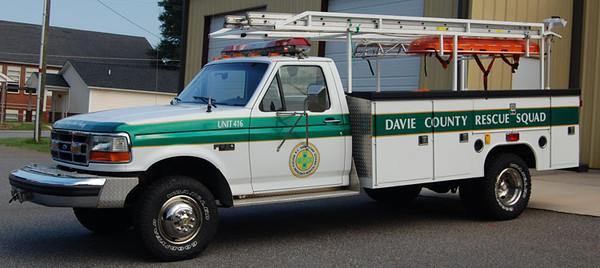 Davie County Rescue Squad