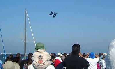 Air Races, October 7, 2006