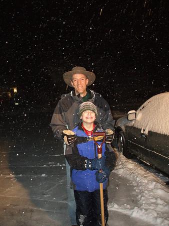 01 Snow in Rockaway