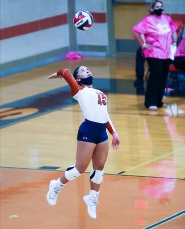 Varsity Volleyball vs Churchill 102020