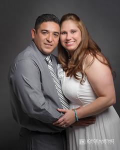 Alicia & Tony