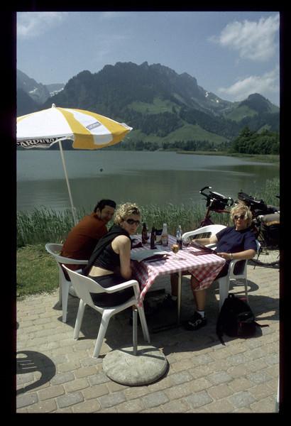 2000 - 1. Augusttour Schwarzsee - Jaun -  Bern