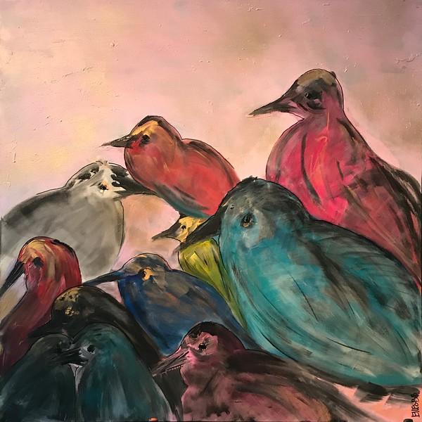 Birds 1    € 550