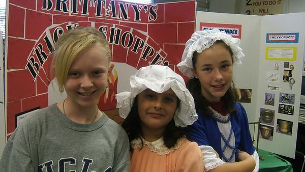 20081120 5th Grade Trade Day