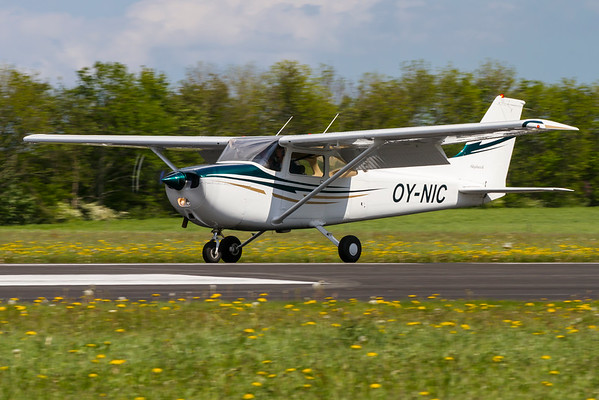 OY-NIC - Reims Cessna F172N Skyhawk