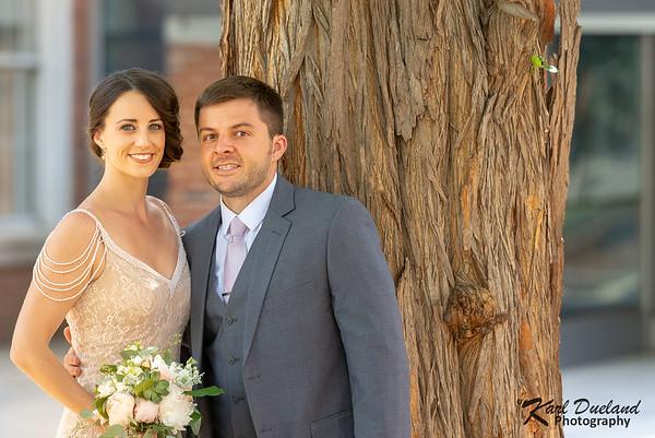 Dueland-Kuhn Wedding