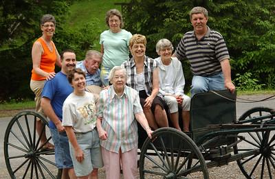 Hunsberger Mini-Reunion, Memorial Wkend '09
