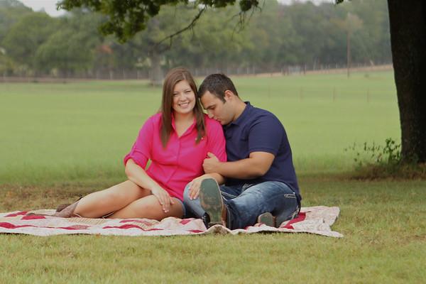 Cody and Kayla Engagement