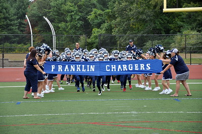 2014-09-21 - Franklin Chargers Cheer D