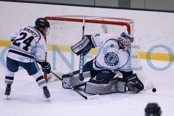 Ice Hockey vs. Lebanon Valley (Photos by Ben Gajewski)