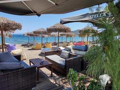 Attica: Porto Rafti: Dodone Bar - Porto Rafti Beach