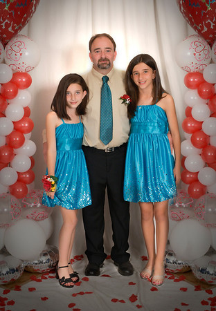 Fort Braden PTO's 2nd Annual Daddy Daughter Dance