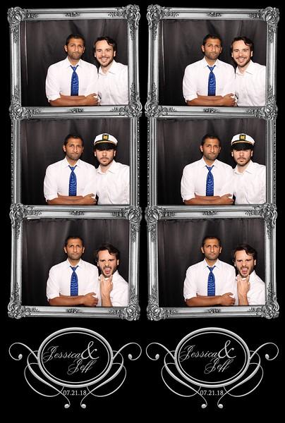 Jessica & Jeff's Wedding (07/21/18)