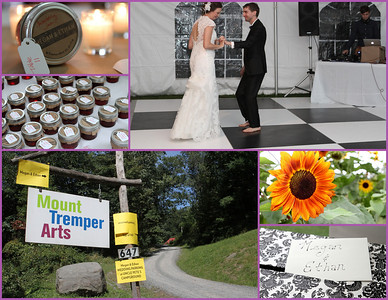 The Day Megan & Ethan Got Married at Mount Tremper