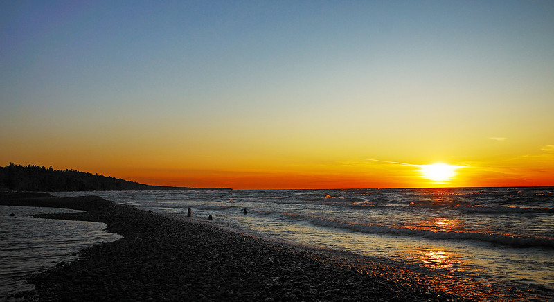 Lake Michigan Sunset#3.jpg