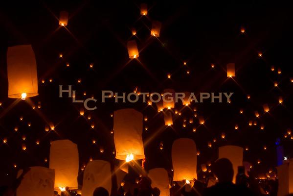 10/07/2016 Rise Lantern Festival