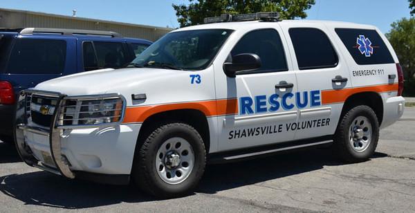Shawsville Rescue Squad