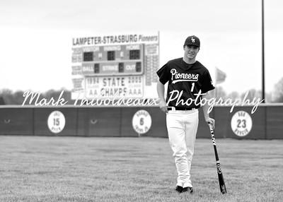 Lampeter-Strasburg Baseball 2013 Promotional Shots