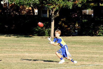 2018 10-26 Luke Flag Football