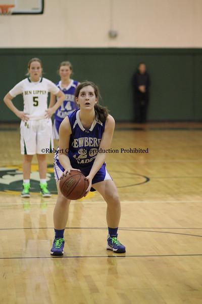 2014-15 Newberry Academy Varsity Girls Basketball