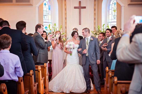 Colleen and Travis - Ceremony