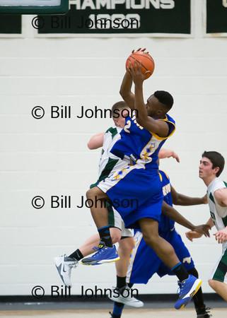 B V Basketball Norwood v Westwood 2_16_14