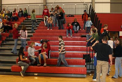 Middle School Boys Basketball 8A  - 2006-2007 - 11/27/2006 Newaygo